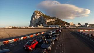 Kriegsspiele um Gibraltar