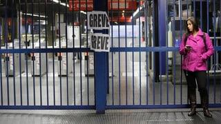 Wie stark sind Frankreichs Gewerkschaften noch?