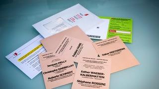 CSP Oberwallis verlangt, dass die Sitze neu verteilt werden