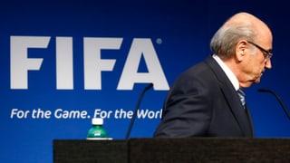 Fifa übergibt Dokumente an Bundesanwaltschaft