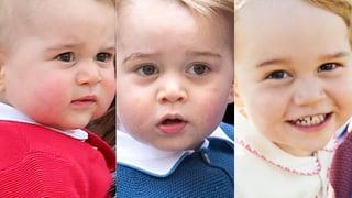 Zwei Jahre George: Die herzigsten Jöö-Momente des Mini-Prinzen