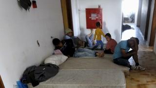 Griechenland zeigt sich überfordert mit Flüchtlingen
