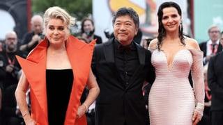 Kore-eda verblüfft zum Auftakt mit französischem Flair