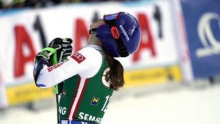 Petra Vlhova gudogna ses emprim slalom gigant