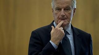 Barnier crai che schliaziun per Brexit è pussibla