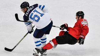 Terrada per la Svizra al campiunadi mundial da hockey