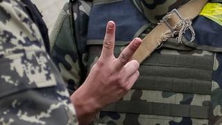 «Im Moment kann das ukrainische Militär Erfolge vorweisen»