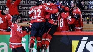 Mai 2013: Höhenflug der Eishockey-Nati und Krönung der Bayern