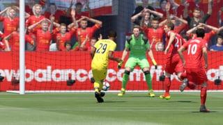 In «Fifa 17» wächst uns Jungstürmer Alex Hunter ans Herz