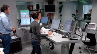 Il studio da radio da Berna duai restar a Berna