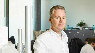 Leonteq-Chef Jan Schoch räumt seinen Sessel
