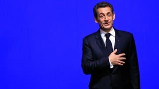 Nicolas Sarkozy will zurück aufs Polit-Parkett
