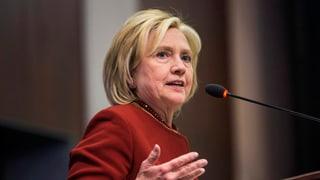 Hillary Clinton sut squitsch
