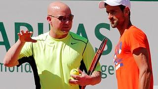 Agassi und Djokovic trennen sich