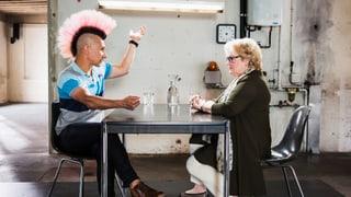 «Julia ist eine Traumfrau» – Andreas Thiel trifft Julia Onken  (Artikel enthält Video)