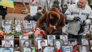 Zwei Jahre Maidan: Viele Hoffnungen haben sich nicht erfüllt