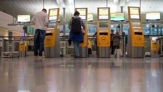 Lufthansa-Streik: 1000 Flüge fallen aus
