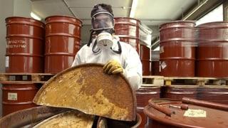Schweizer Firmen wollen Chemikalien aus Syrien entsorgen