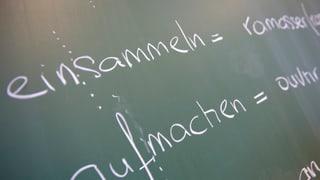 Die Schaffhauser Sprachdebatte: Gibt es ein neues Modell?