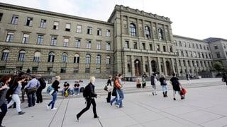 Nach der Flucht in der Schweiz weiterstudieren
