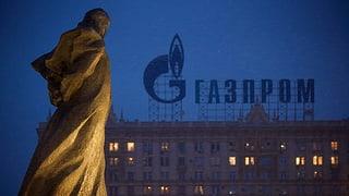 Gaspreiserhöhung: «Die üblichen Spiele Putins»