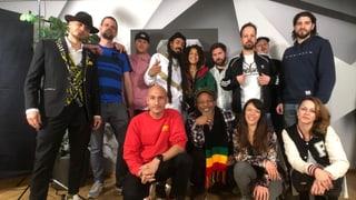 Heute ab 20 Uhr live: Der Reggae Cypher auf SRF 3
