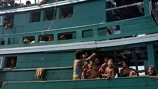 Wer sind die Menschenhändler von Südostasien?