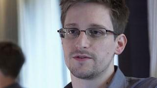 Snowden veröffentlicht NSA-Dokumente