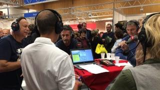 Laschar ir audio «Ballape regiunal total – Il discurs cun las iconas da pli baud».