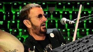 Kannst du besser trommeln als Ringo? (Artikel enthält Audio)
