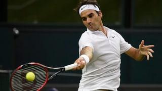 Wimbledon 2016: Federer en la terza runda