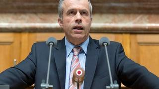 BDP irritiert nach Darbellays Zugeständnis für weiteren SVP-Sitz (Artikel enthält Video)