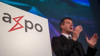 Axpo-Verlust trifft Kantone