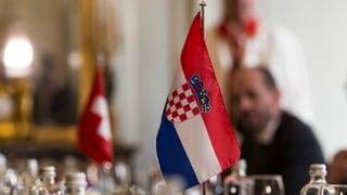 Personenfreizügigkeit mit Kroatien – Bundesrat vor Unterschrift?