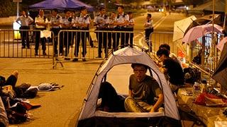 Demonstranten kehren auf die Strassen zurück