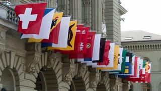 Kantone zur MEI: Im Prinzip auf Linie des Bundesrats