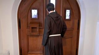 Das Kapuzinerkloster Brig schliesst Anfang 2018 seine Pforten