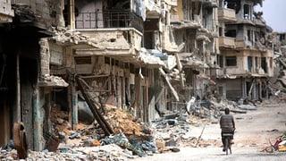 Syrien: «Die Menschen, die bleiben, sind Helden»