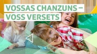 Vossas chanzuns - Voss versets