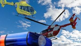 Kanton Aargau bleibt dabei, zuerst kommt der TCS-Heli