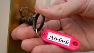 Regelmässig Zimmer vermieten auf Airbnb muss bewilligt sein