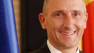 Polizeichef wird neuer Regierungschef Liechtensteins
