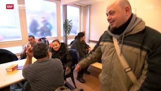 Arbeitssuchende EU-Bürger landen in der Drogenanlaufstelle