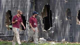 Anschlag in Orlando: «Inspiriert vom IS»