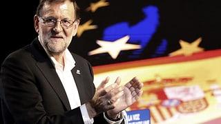 Spanien: Sozialisten lenken ein – wohl weitere Amtszeit für Rajoy