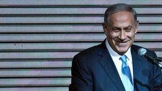 Das Blatt hat sich für Netanjahu gewendet