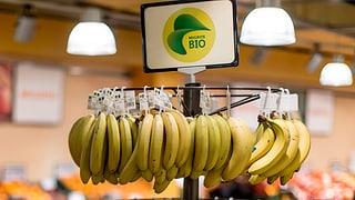 Bio adina pli popular - cunzunt bananas