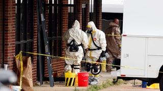 Neue Festnahme wegen Giftbriefs an Obama
