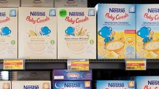 Nestlé cloma enavos nutriment da pops en il Canada