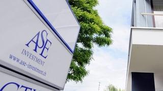 Ein ASE-Anleger erzählt: «Es schien ein sicherer Hafen zu sein»